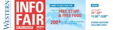 Bitcoin Bellingham Will Be At WWU's 2015 Info Fair